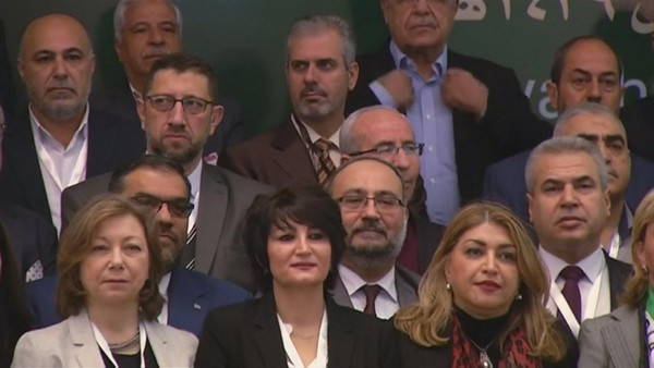 توافق مخالفان سوری بر تشکیل هیئتی واحد برای مذاکرات ژنو