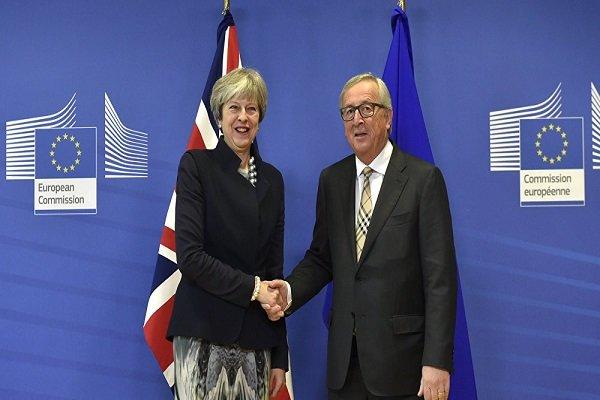 بریتانیا و اتحادیه اروپا از توافق نهایی بر سر بریگزیت بازماندند