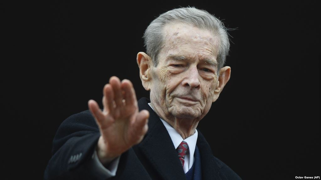 درگذشت میخایل اول پادشاه سابق رومانیا در سن 96 سالگی در سویس