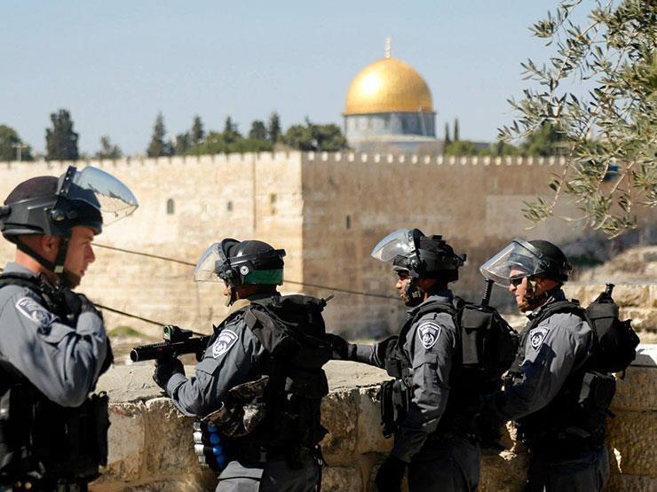 به دنبال اعلام «جمعه خشم» از سوی فلسینیها صدها نیروی نظامی اسرائیلی در قدس مستقر شدند