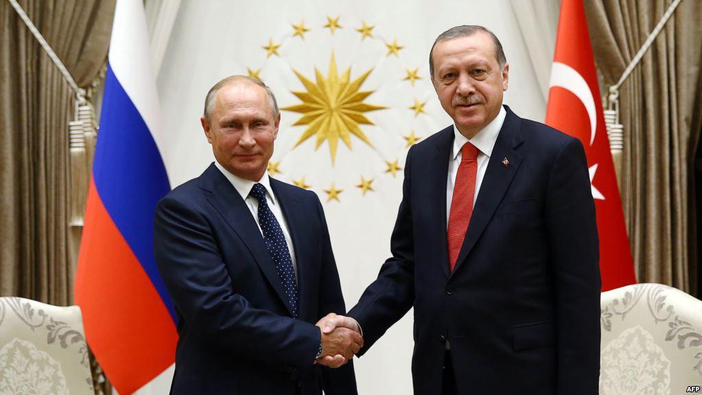 هشدار پوتین و اردوغان نسبت به افزایش تنش در خاورمیانه پس از تصمیم ترامپ درباره قدس