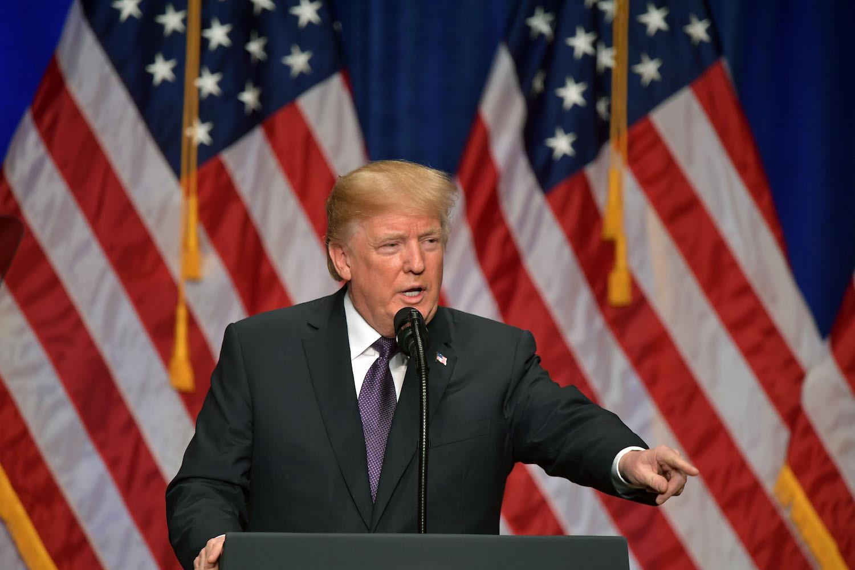 ترامپ راهبرد جدید امنیت ملی آمریکا را اعلام کرد