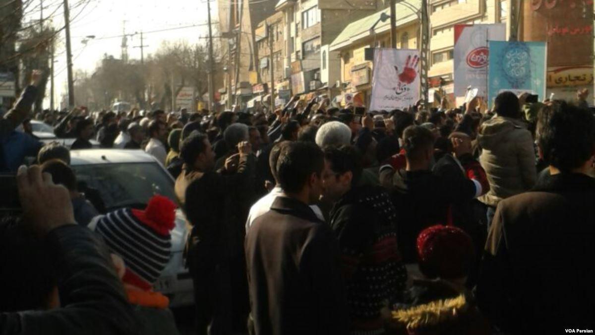 حمایت دولت کانادا از تظاهرات مردم ایران و حقوق اساسی آنها