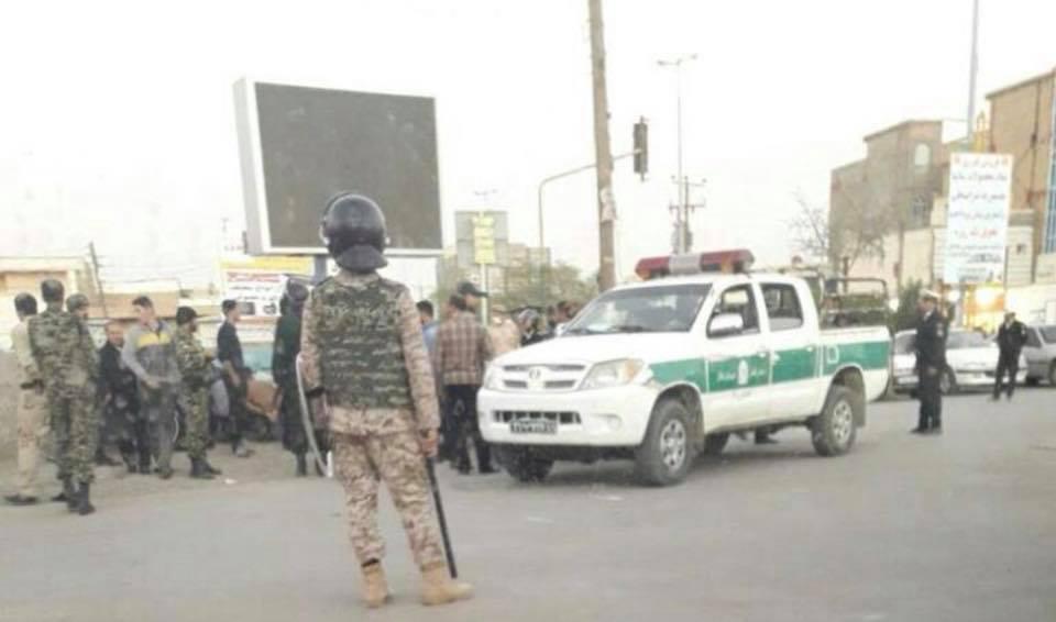 بازداشت هزار نفر از تظاهركنندگان در اهواز و شهرهاى حومه + عکس