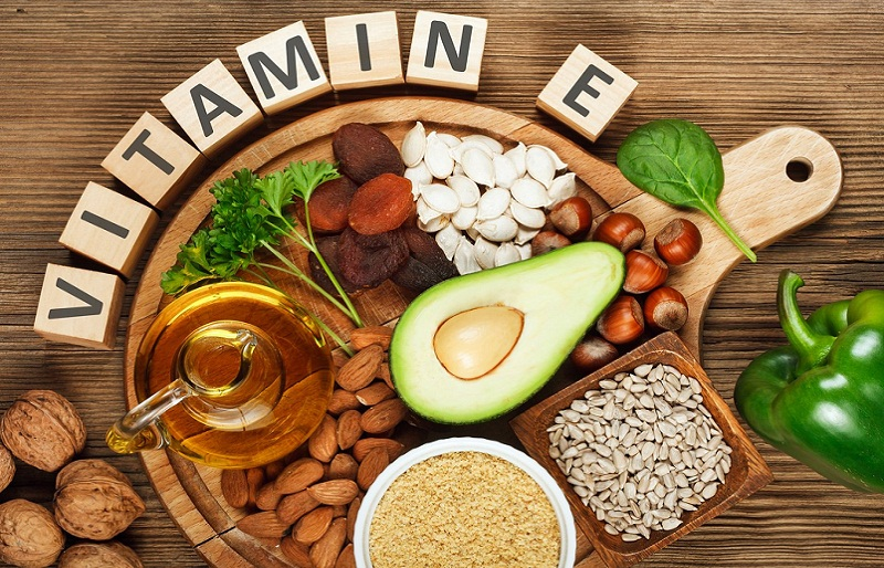کمبود ویتامین E را چگونه برطرف کنیم؟