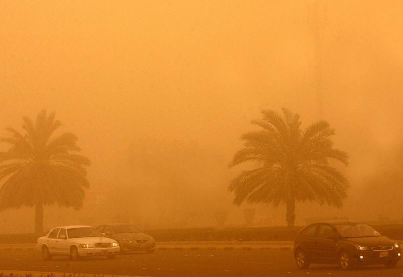 اعلام وضعیت بحرانی در خوزستان + عکس