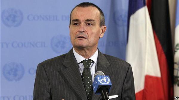 فرانسه: اروپا آماده همکاری با آمریکا برای مقابله با فعالیتهای منطقهای ایران است