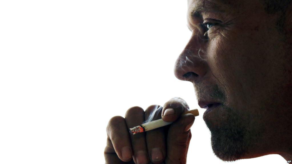 میزان مصرف دخانیات در آمریکا به کمترین میزان خود در تاریخ رسید