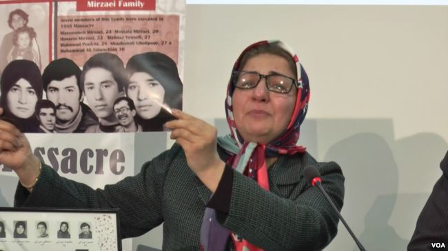 نشست نهاد «عدالت برای قربانیان کشتار ۱۳۶۷» در ژنو: مانع کشتار بازداشتیها شوید