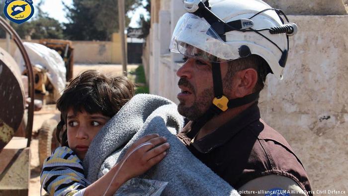 دولت سوریه احتمالا دوباره از جنگافزار شیمیایی استفاده کرده است