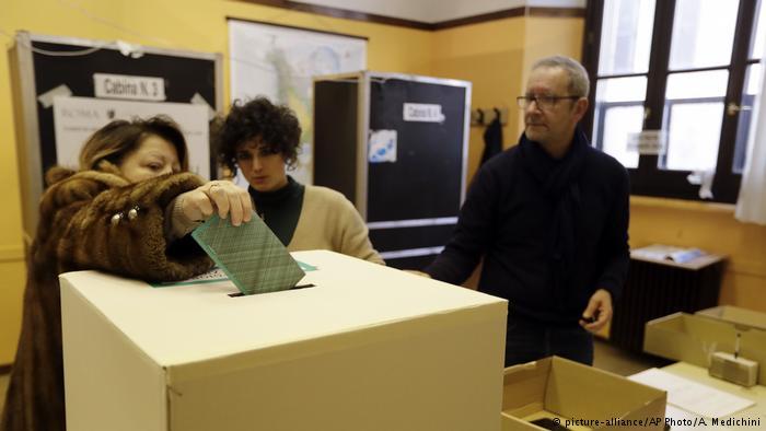 برگزاری انتخاباتی حساس در ایتالیا