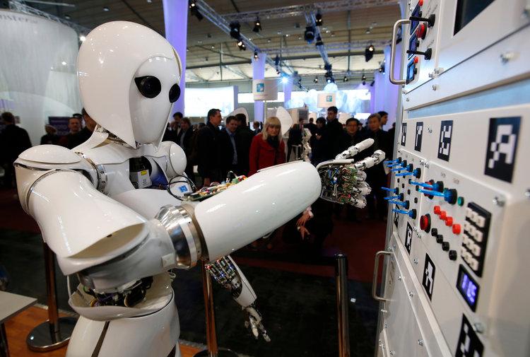 روزی که روباتها خودشان فیلمنامه بنویسند یا نقاشی کنند