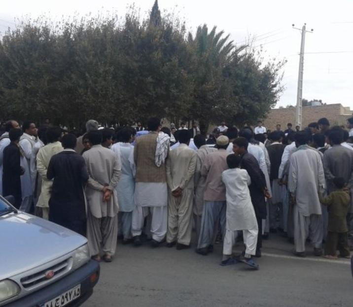 شهر ستان خاش در استان بلوچستان شاهد صحنه درگیری مسلحانه وترور شد+عکس