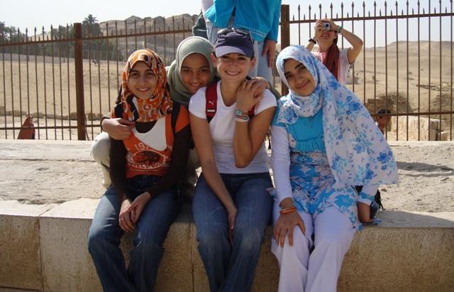 """مصر """"بدترین کشور برای زنان"""" در جهان عرب است"""