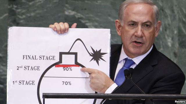 نخستین واکنش اسراییل به توافق ژنو: این خیلی بد است،ایران تقویت شد