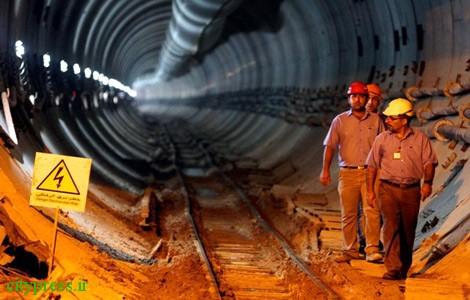 اعتراض کارگران پیمانی قطار شهری اهواز در پی عدم دریافت بیش از پنج ماه حقوق و دستمزد