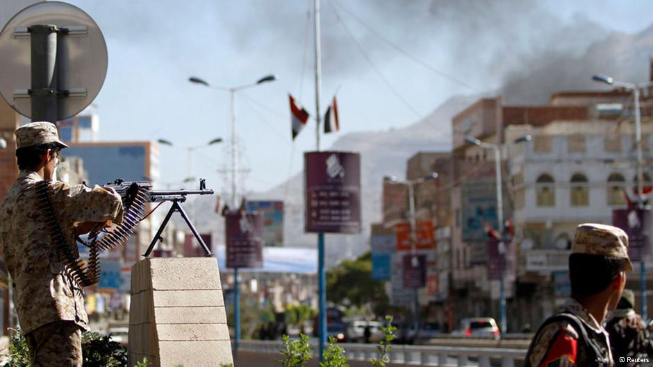 وزارت دفاع یمن: هدف حمله انتحاری بیمارستان وزارتخانه بود
