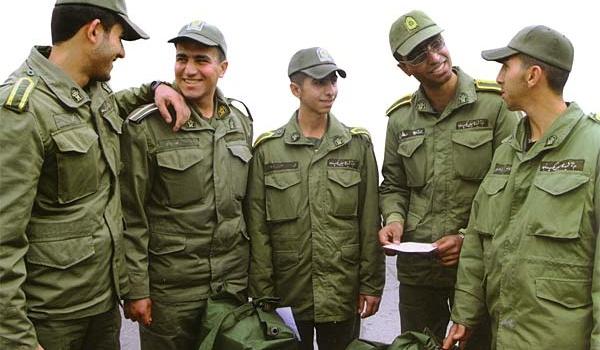 احتمال افزایش 3 ماهه مدت خدمت سربازی بخاطر کمبود نیروی انسانی