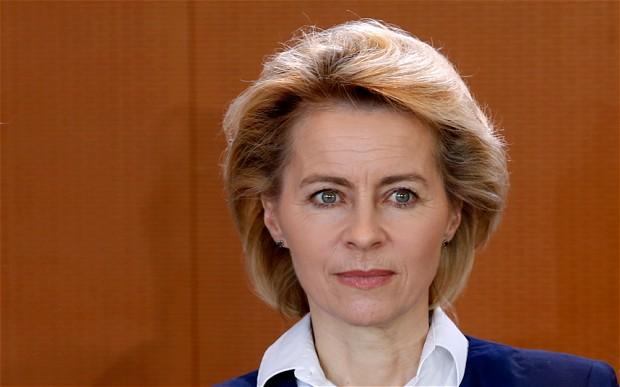 معرفی رسمی کابینه؛ آلمان نخستین وزیر دفاع زن خود را شناخت