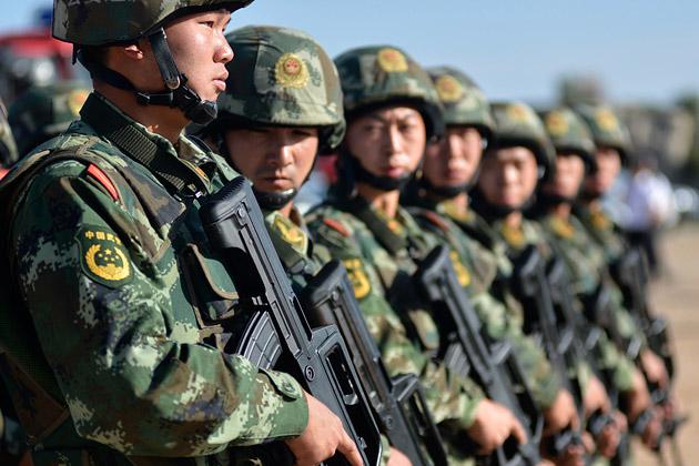 دهها نفر تن از مسلمانان اویغور در درگیری با پلیس ونیروهای امنیتی چین کشته ومجروح شدند
