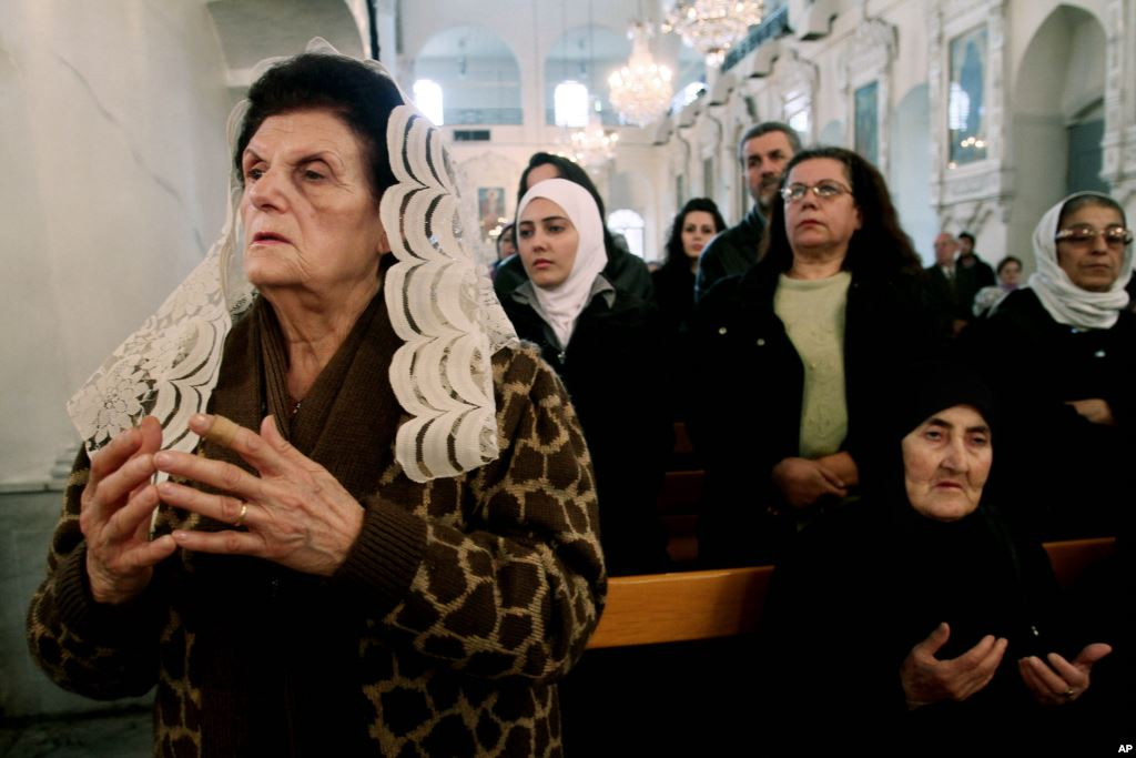 مصائب مسیحیان سوری در تعطیلات کریسمس