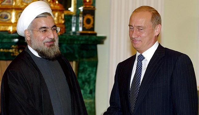 مذاکرات تلفنی پوتین-روحانی درباره کنفرانس ژنو 2 و پرونده هستهای ایران