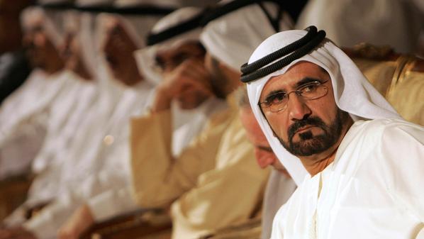 شیخ محمد بن راشد حاکم امارت دبی با دفاع از توافق هسته ای  خواستار رفع تحریمهای بین المللی از ایران شد