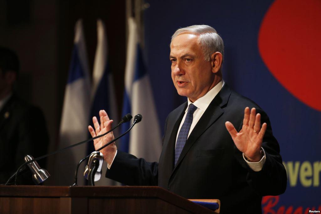 نتانیاهو: توافق ژنو فقط شش هفته برنامه اتمی ایران را عقب میاندازد