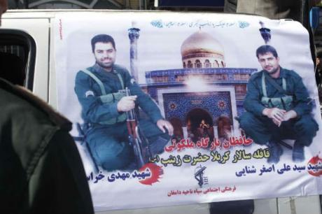 هویت ۱۵ تن از اعضای کشته شده سپاه قدس در سوریه منتشر شد