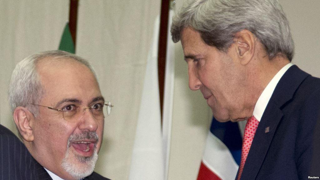 کری در دیدار با ظریف: تحریمهای موجود علیه ایران باقی میماند