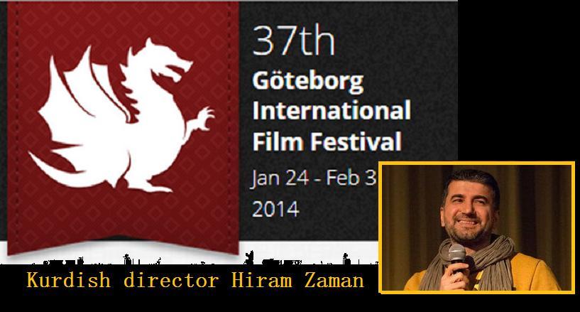 جایزه صد هزار یورویی برای فیلمساز کرد عراقی