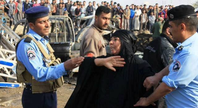 رئیس مجلس عراق از انفجار یک بمب کنار جادهای جان سالم بدر برد