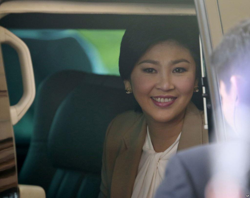 بررسی اتهامات نخست وزیر تایلند در کمیسیون ضد فساد