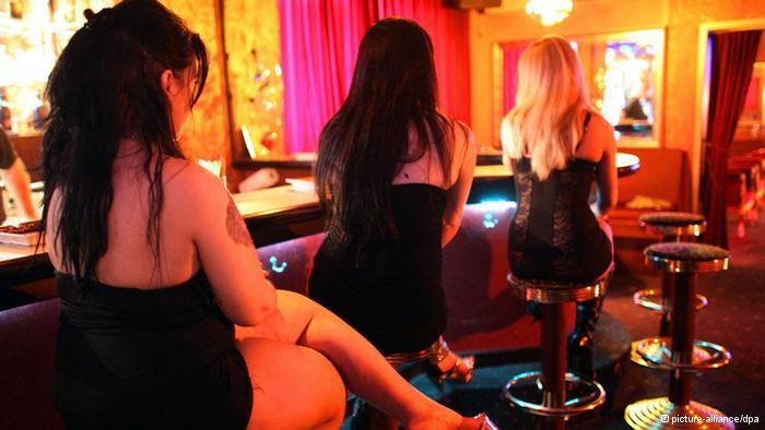 وضعیت زنان تن فروش در آلمان