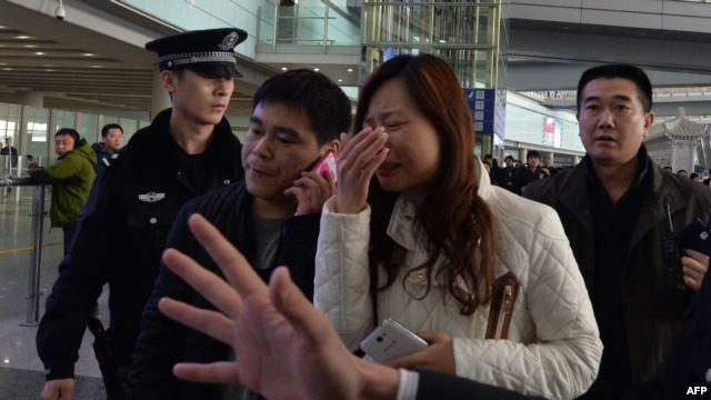 مسافران مظنون هواپیمای مفقود مالزی «از طریق یک ایرانی» بلیت خریده بودند
