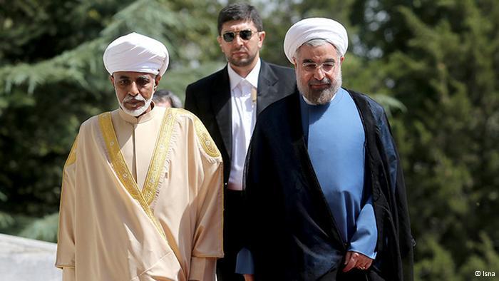 حسن روحانی و اشتون در عمان به دنبال چه هستند؟/ «سلطان میانجی گر» باز هم ایران و غرب را در کشورش بهم رساند