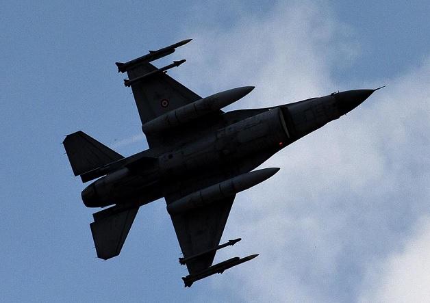 ترکیه یک هواپیمای جنگی سوریه را سرنگون کرد