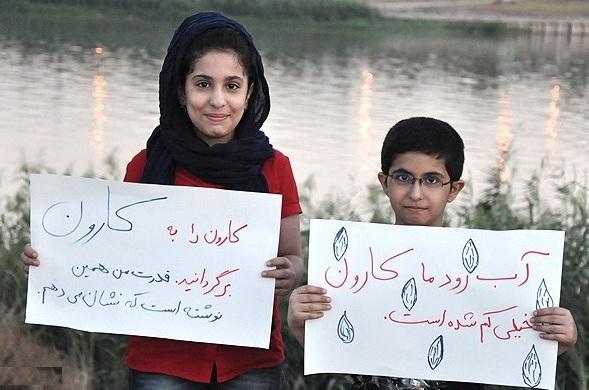 دستگیری بیش از ده تن از فعالان فرهنگی معترض به تخریب قصر شیخ خزعل در اهواز