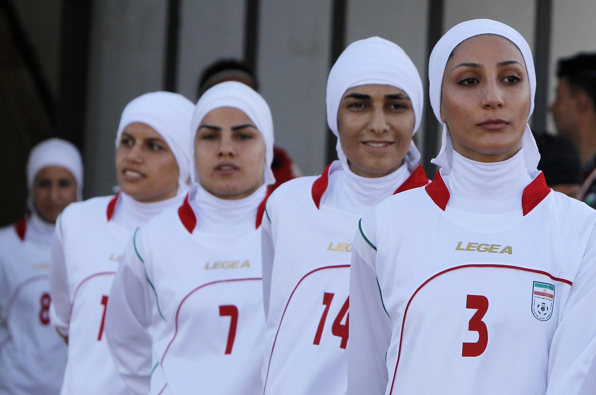 تيم ملي زنان ايران به رده 55 جهان سقوط کرد