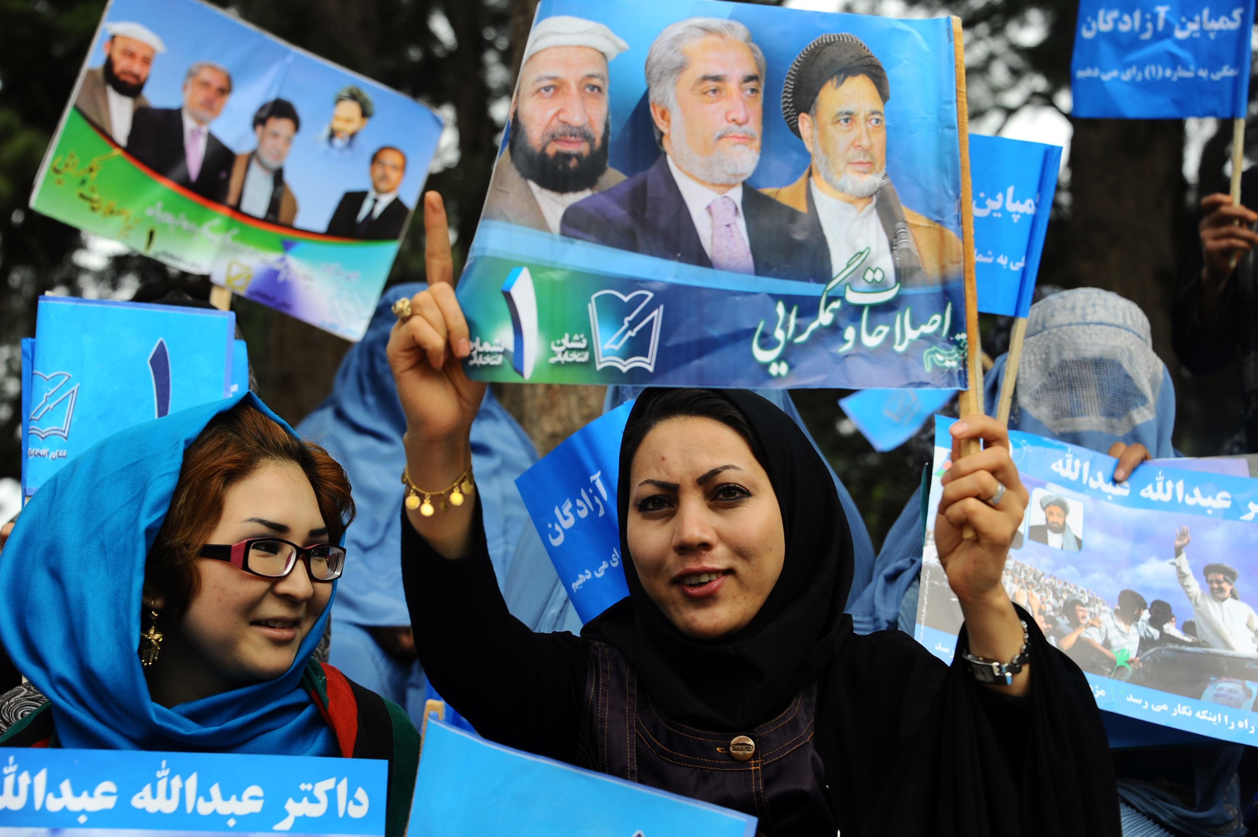 بخش دوم نتایج اولیه انتخابات افغانستان اعلام شد