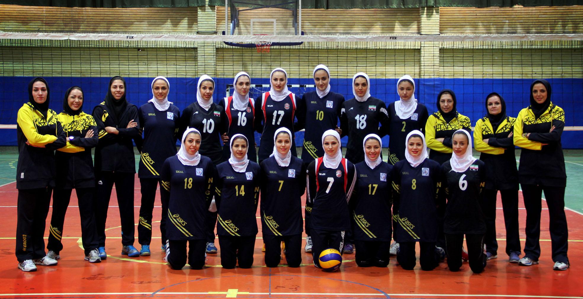 شکست تیم قوی والیبال بانوان ایران مقابل نماینده ژاپن