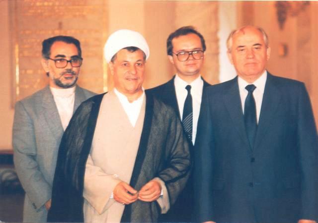 مناسبات ایران و روسیه، پس از فروپاشی شوروی سابق