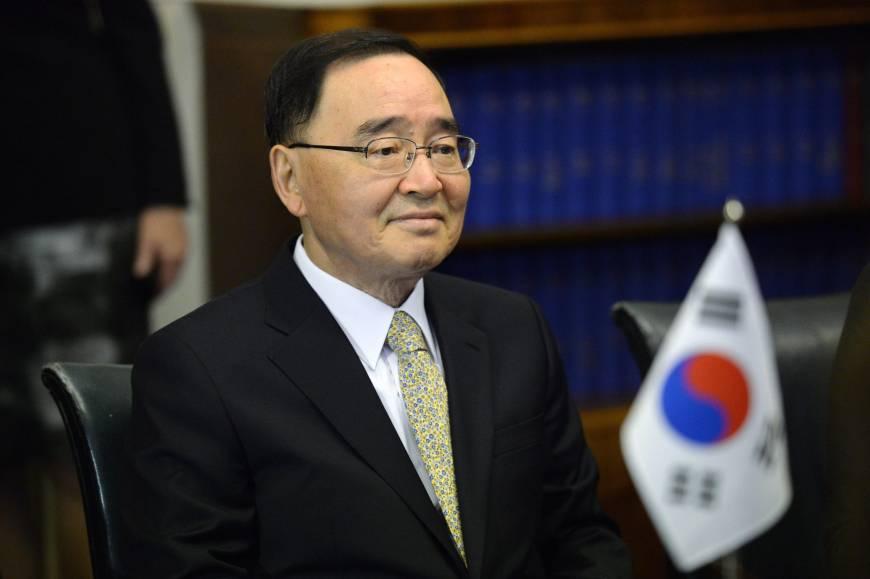 نخست وزیر کره جنوبی در ارتباط با سانحه غرق شدن کشتی این کشور، از سمت خود استعفا داد