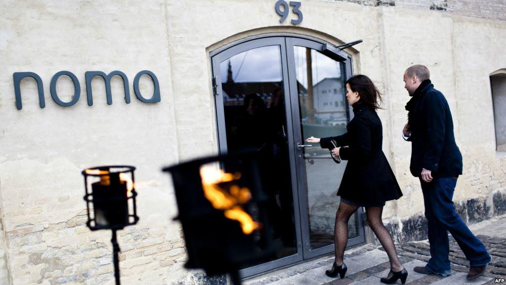 رستوران نوما در کپنهاگ برای چهارمین بار بهترین رستوران دنیا لقب گرفت
