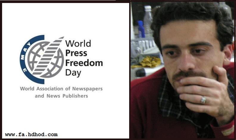 عدنان حسن پور از کردستان وسعید متین پور از آذربایجان در لیست قهرمانان اطلاع رسانی جهان