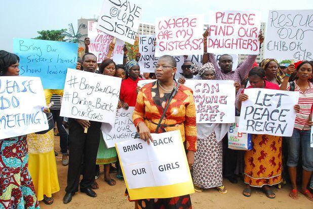 اعلام آمادگی آمریکا برای یافتن دختران ربوده شده در نیجریه