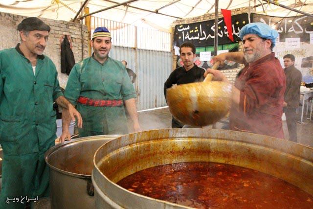 تعداد مسمومان غذای نذری در مرند آذربایجان به یکهزار و 200  نفر رسید