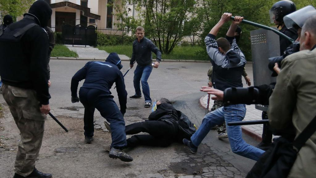 درگیریهای تازه میان ارتش و نیروهای شورشی در شرق اوکراین