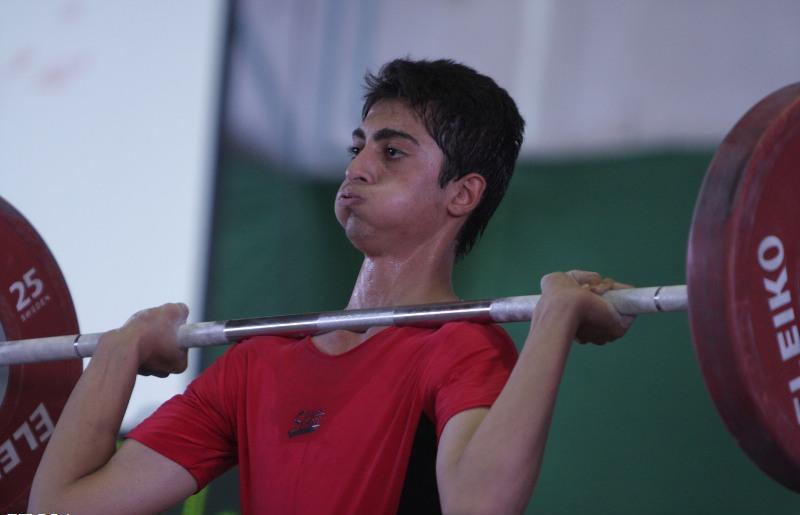 محرومیت دو ساله عضو تیم ملی وبرنده مدال برنز وزنه برداری نوجوانان آسیا بخاطر دوپینگ