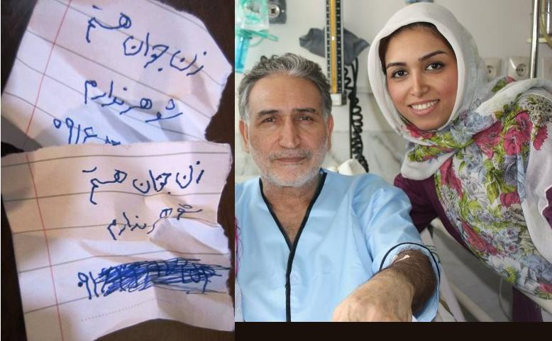 نوریزاد و تصور تجاوز خامنهای به دختر خود